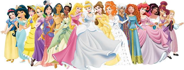 Наряд принцессы