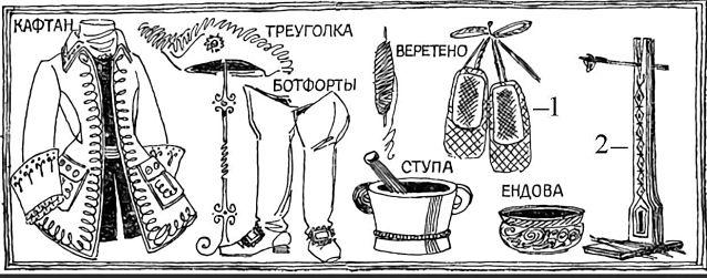 Историзмы