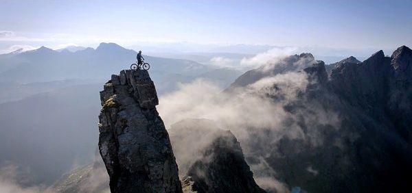 Покорять вершину